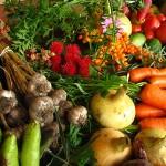 Råkost innehåller viktiga enzymer