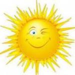 Solen är bästa källan för D-vitamin