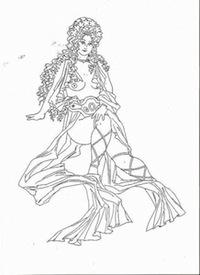 Afrodite - Kärlekens gudinna