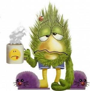 husmorstips förkylning