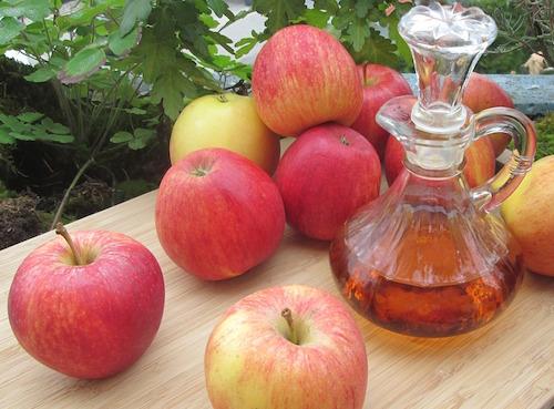 Äppelcidervinäger hälsosamma egenskaper