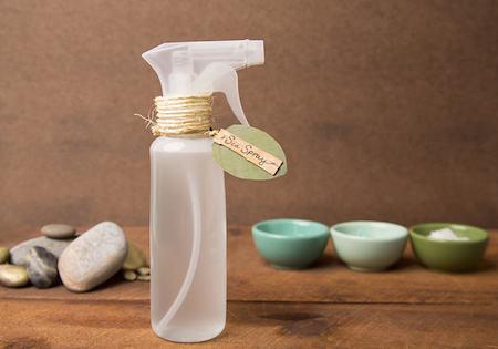 Gör ditt eget hårspray - saltvatten hårspray