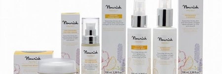 Nourish skin care