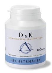 Helhetshalsa d- och k-vitamin