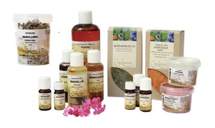 Naturliga hudvårdsprodukter från Crearome