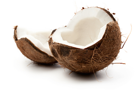 how to crack open a coconut howtobasic