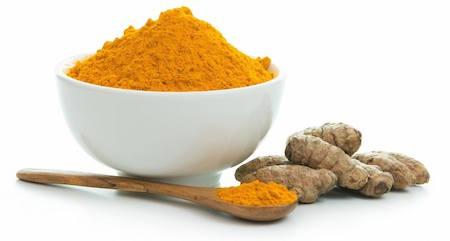 Gurkmeja - hälsosamma egenskaper och vid inflammation.