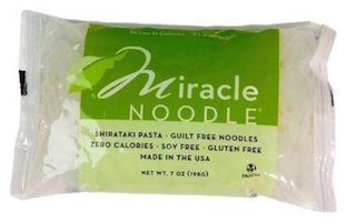 miracle-noodles - Shirataki nudlar