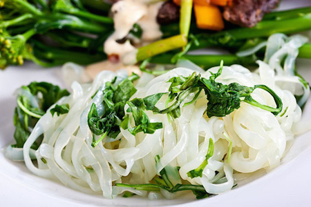 Miracle noodles - Shirataki nudlar