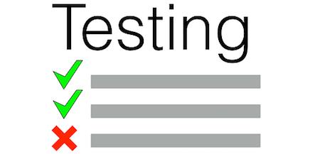 Tester som visar näringsvärde och näringsbrist
