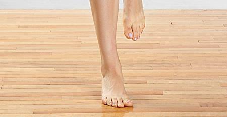 En balansplatta hjälper dig träna balanssinnet