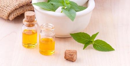Eterisk olja - dofter som höjer välbefinnandet