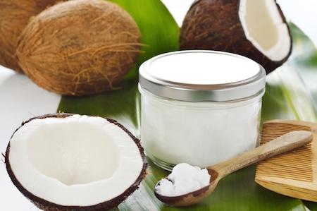 Kokosolja - bra fett att steka i