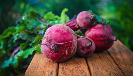 Nitrat i Rödbetor sänker blodtrycket