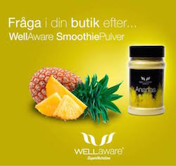 WellAware smoothiepulver