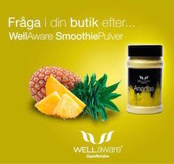 WellAware smoothiepulver