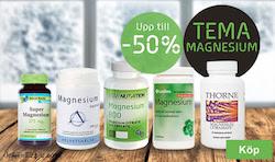 magnesium kosttillskott