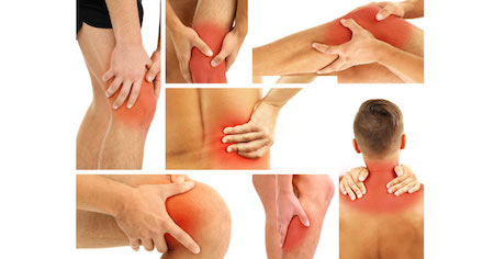 Naturlig smärtlindring vid kronisk värk och kronisk smärta