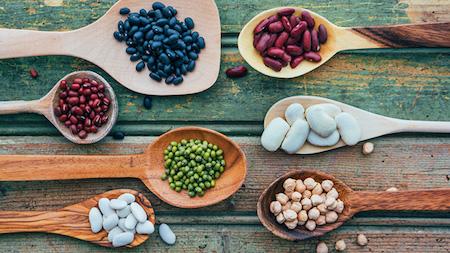 Livsmedel som innehåller zink