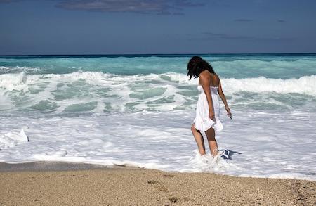 Skydda sig mot huden med ekologiskt solskydd