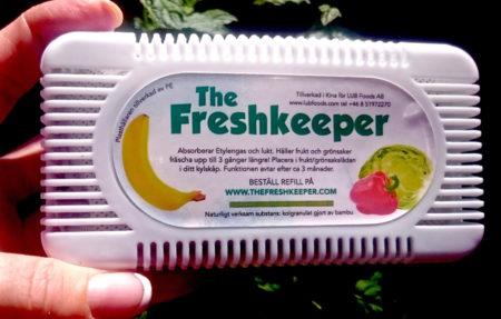 The freshkeeper - hålla frukt och grönsaker färska längre