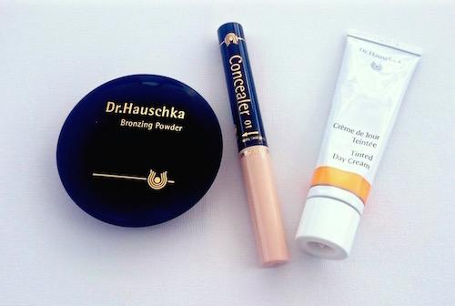 Dr Hauschka makeup - naturlig makeup
