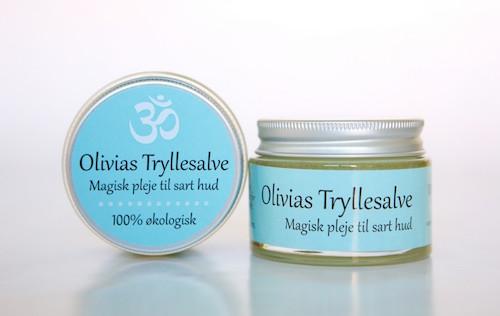 Olivias Tryllesalve-ekologisk salva en universalsalva
