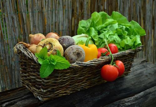 Vegetarisk kost minska inflammation i kroppen
