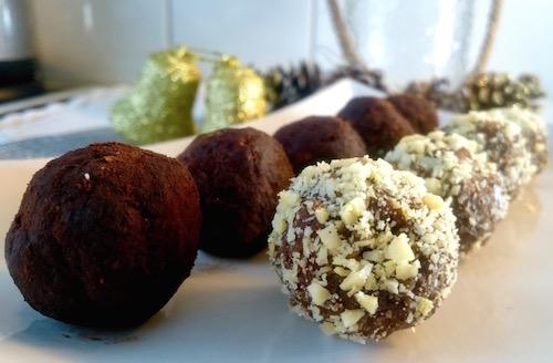 Recept på pepparkaksbollar