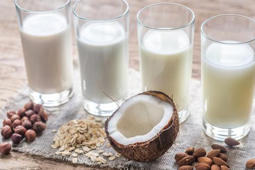 Vegetabiliska drycker som ett alternativ till mjölk