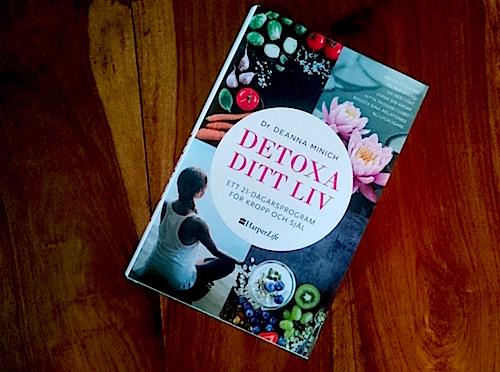 Bok om detox - Detoxa ditt liv
