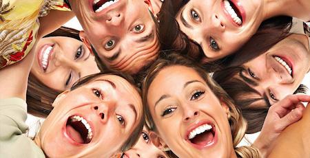 ett gott skratt förlänger livet